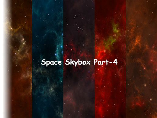 Space Skybox Part-4