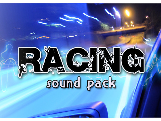 Racing Sound Pack