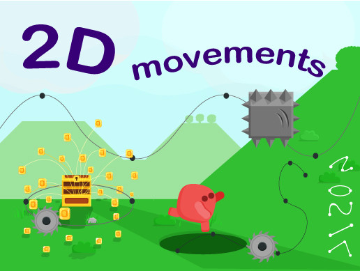 2D Movements