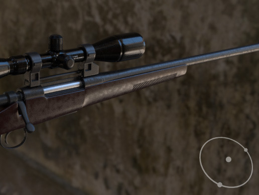 [Affordable Assets] Sniper Rifle