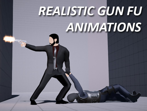 Realistic Gun Fu Animations