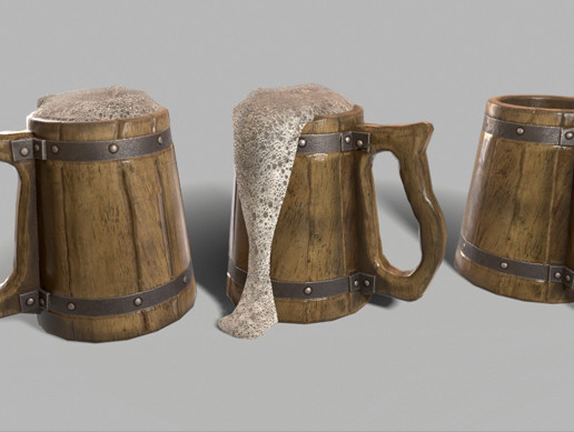 Medieval Dishes Pack Part 3