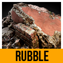 Rubble and Debris - Modular Set