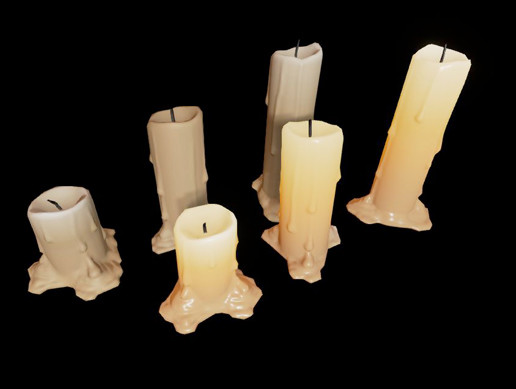 Candles Pack