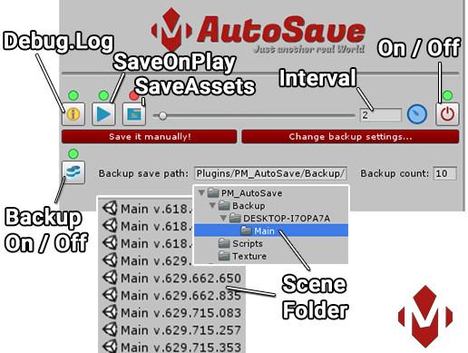 AutoSave Editor