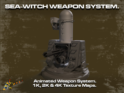 Sea Witch Weapons System