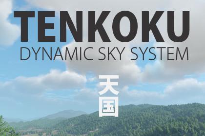 TENKOKU Dynamic Sky