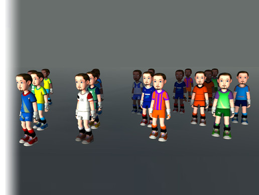 Toon Sports Avatar