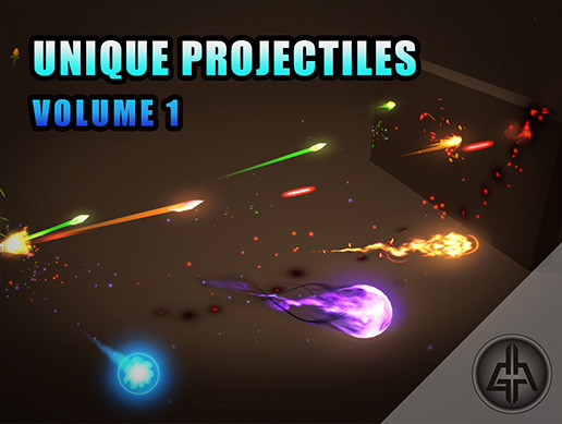 Unique Projectiles Volume 1