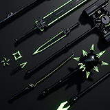 Sci-Fi Melee Weapons