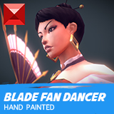 Blade Fan Dancer