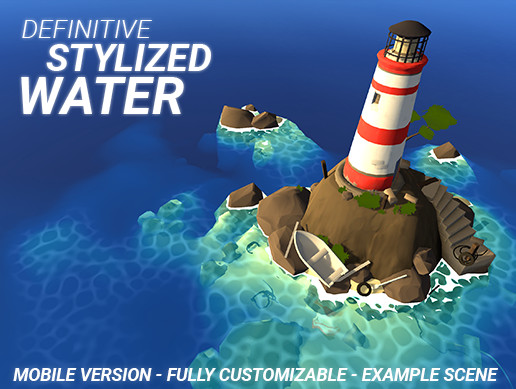 Definitive Stylized Water