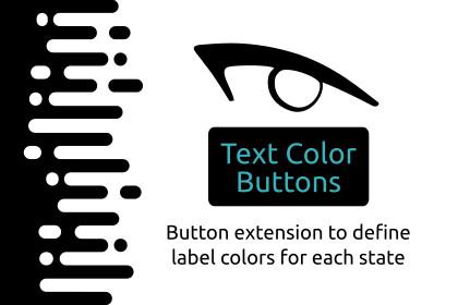 Text Color Buttons