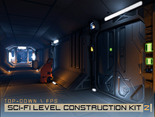 Sci-Fi Level Construction Kit 2