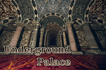 Underground Palace - Map Series 2 -