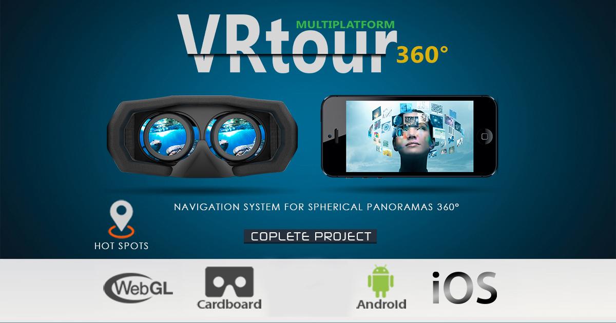 Mobile VR Tour 360