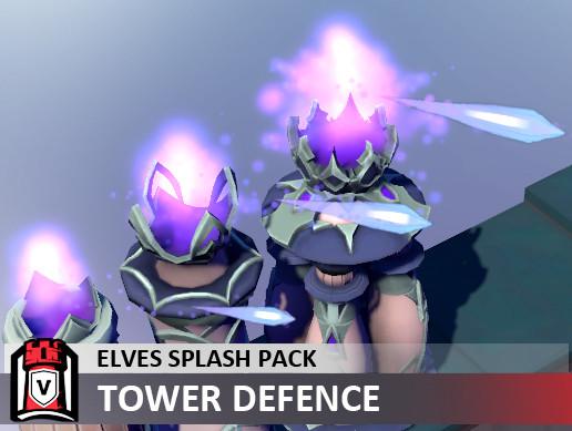 Elves Splash Pack