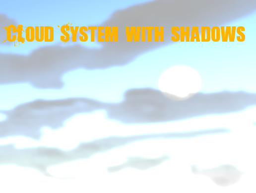 CloudSystemShadows