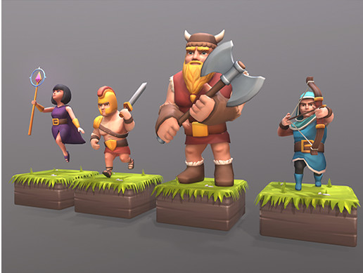 Fantasy Character Pack
