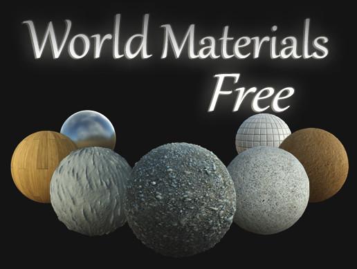 World Materials Free
