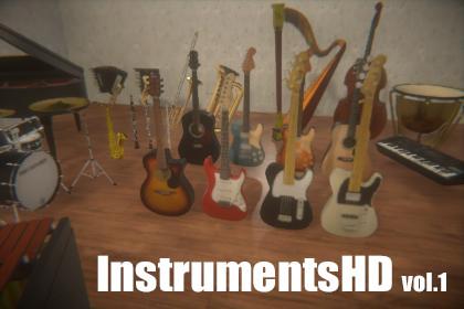InstrumentsHD vol.1