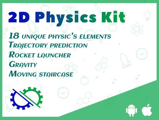 2D Physics Kit - Asset Store