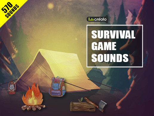 Survival Game Sounds