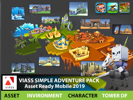 VIASS SIMPLE ADVENTURE PACK