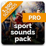 Sport Sounds Pack PRO