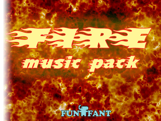 Fire - action metal music