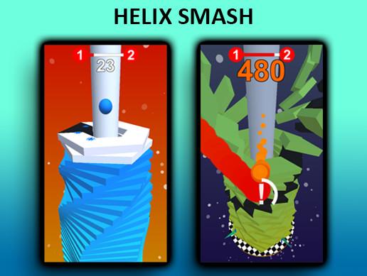 Helix Smash with Level Editor