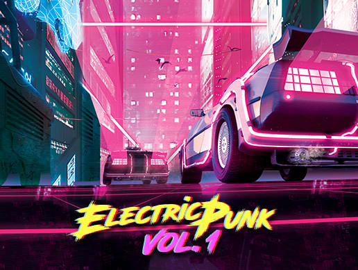 Electric Punk Vol.1 - Cyberpunk Game Soundtrack
