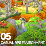 Casual RPG Environment 05