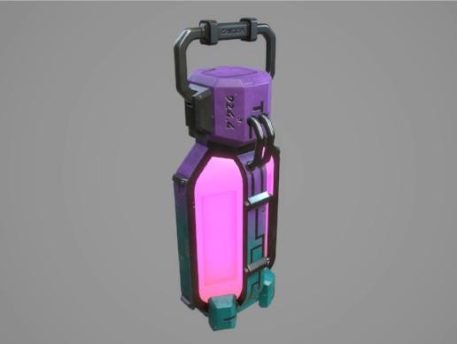 Sci fi energy battery vol 3