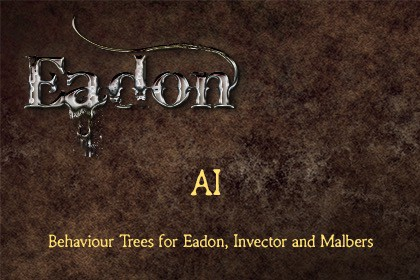 Eadon AI - Behaviour Trees for Eadon, Invector and Malbers