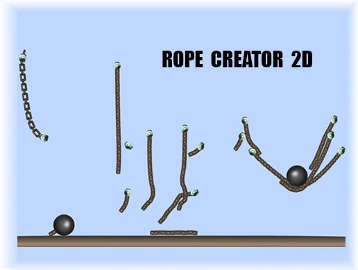 Rope Creator 2D - Asset Store