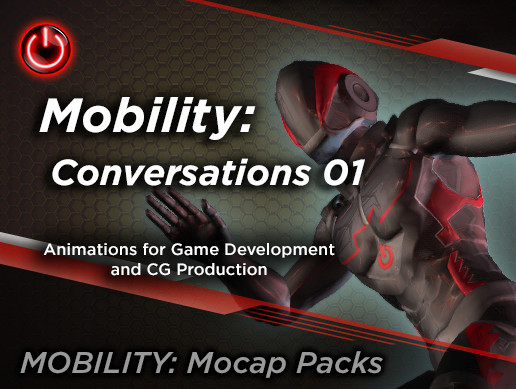 MOBILITY: Conversations Mocap Animations