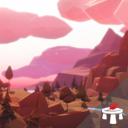 Low Poly Series: Landscape