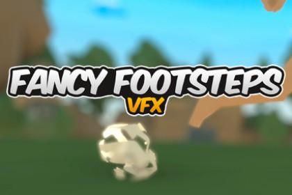 Fancy Footsteps
