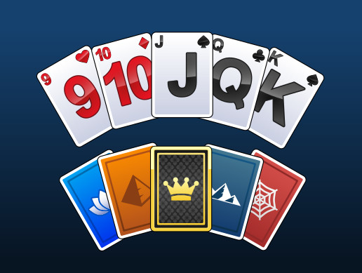 Solitaire Card Pack - Vector
