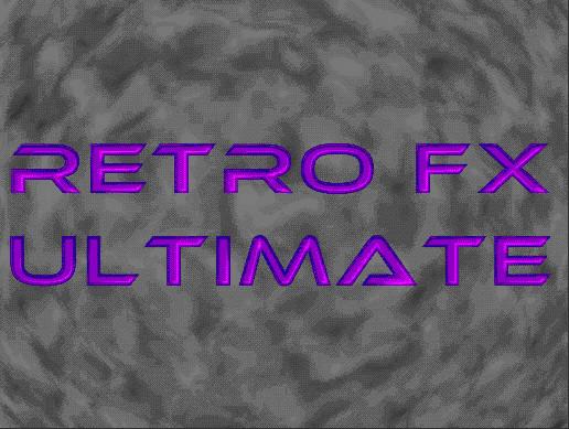 Retro FX Ultimate