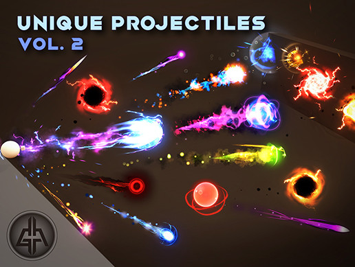Unique Projectiles Vol. 2