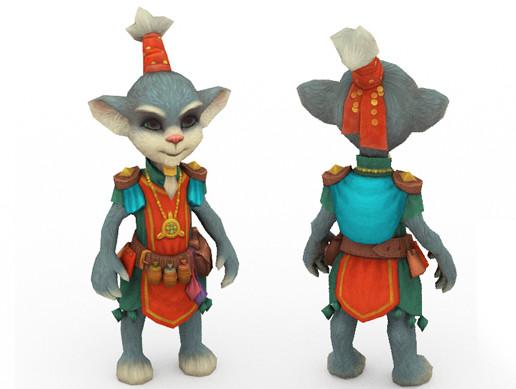 Vendor character