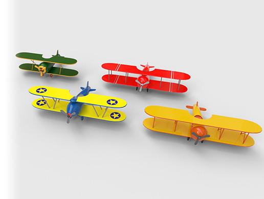 Simple Cartoon Planes
