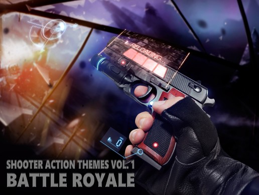 Shooter Action Themes Volume 1 - Sample Pack