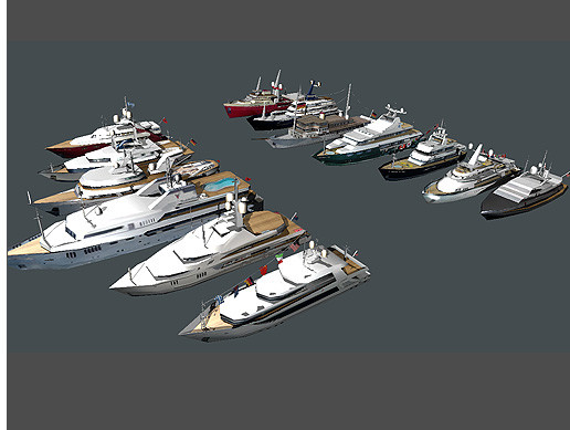 Ship/Yacht Collection 1