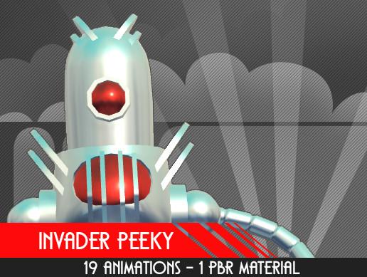 Invader Peeky V1