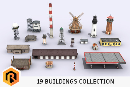 Building Pack 1