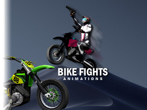 Bike Fights Animations