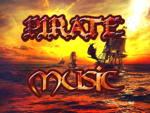 Pirate Music Album - 010119